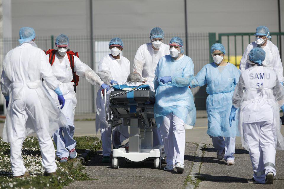Tunisie : 14 décès en 48H à l'hôpital La Rabta faute de lits de réanimation