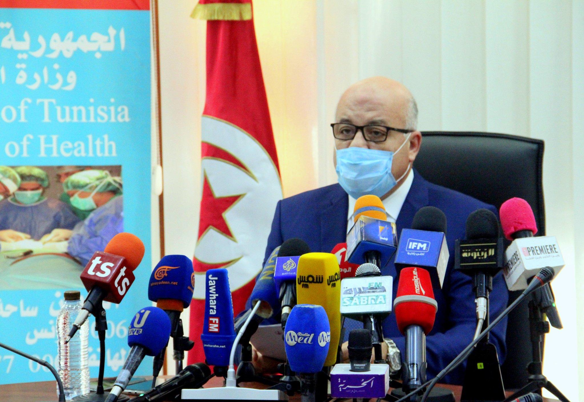 Tunisie: Le ministre de la Santé tranche sur la vaccination des membres du gouvernement