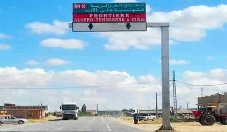 Tunisie – Sakiet Sidi Youssef : Les citoyens bloquent le passage frontalier avec l'Algérie