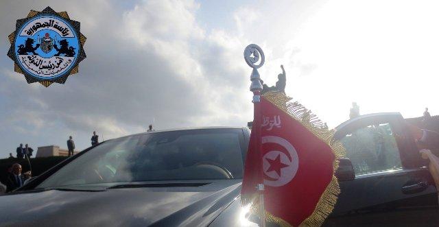 Tunisie – Les adversaires de Saied en tremblent: La garde présidentielle reconnait en lui le commandant en chef des FSI