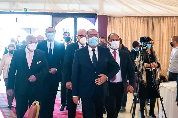 """Hichem Mechichi: """"l'État continuera d'assumer ses responsabilités, notamment après la pandémie de la COVID-19"""""""