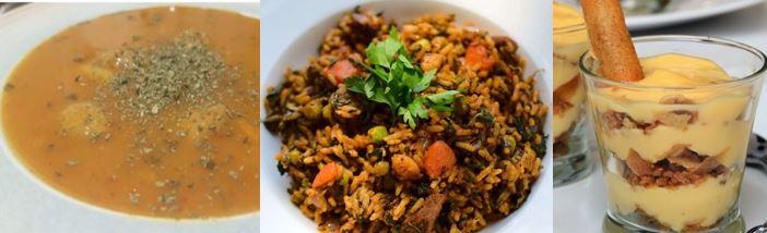 Idée menu Ramadan : Hsou, Rouz jerbi, Zriga