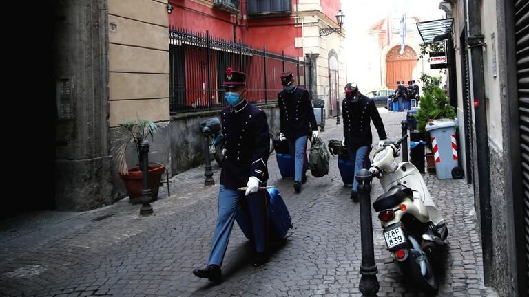 Italie-Coronavirus : Imposition du confinement général