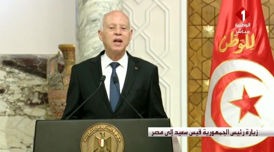 Tunisie: Kais Saied souligne l'importance de lutter contre l'extrémisme religieux