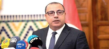 Tunisie – Mechichi annoncera demain les nouvelles mesures de prévention contre le covid
