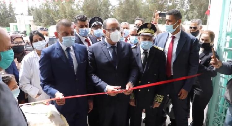 Tunisie-Kairouan: Des habitants réclament l'ouverture de l'hopital inauguré cette semaine par Hichem Mechichi
