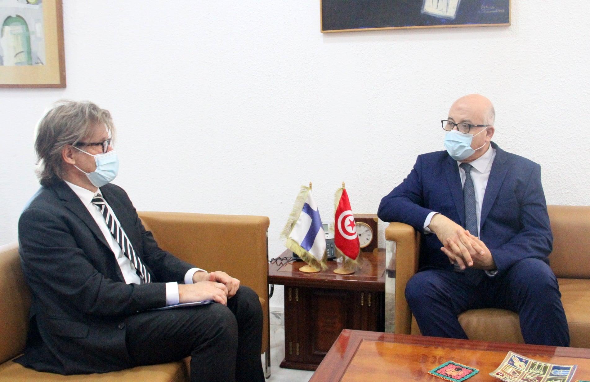 Tunisie: Renforcement de la coopération avec la Finlande dans le domaine sanitaire
