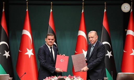 La Libye et la Turquie signent des mémorandums d'entente sur plusieurs projets