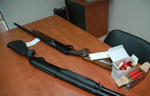 Tunisie: Saisie de deux fusils de chasse à Majel Bel Abbès