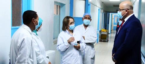 Tunisie – Le personnel soignant demande au ministre de la santé de démissionner