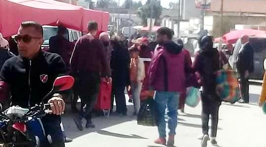 Tunisie – Echec des nouvelles mesures prises par le gouvernement au premier jour de leur entrée en vigueur
