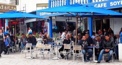 Tunisie – Sousse: Les propriétaires de cafés et de restaurants menacent de désobéissance civile