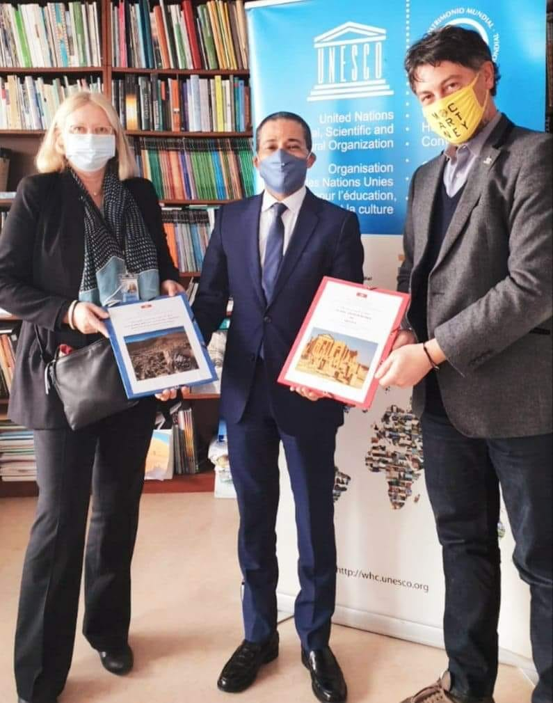 Tunisie: Vers l'inscription de deux sites Tunisiens au patrimoine mondial de l'Unesco