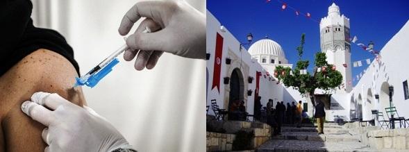 Tunisie – Le Kef: seuls 2700 personnes vaccinés depuis le début de la campagne