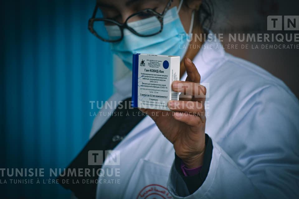 Tunisie: Le point sur l'état d'avancement de la campagne nationale de vaccination