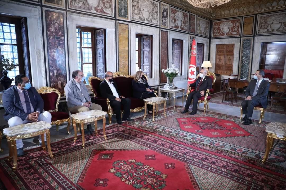 Tunisie-Journée mondiale de la liberté de la presse: Rached Ghannouchi rend hommage aux représentants de la Télévision Nationale
