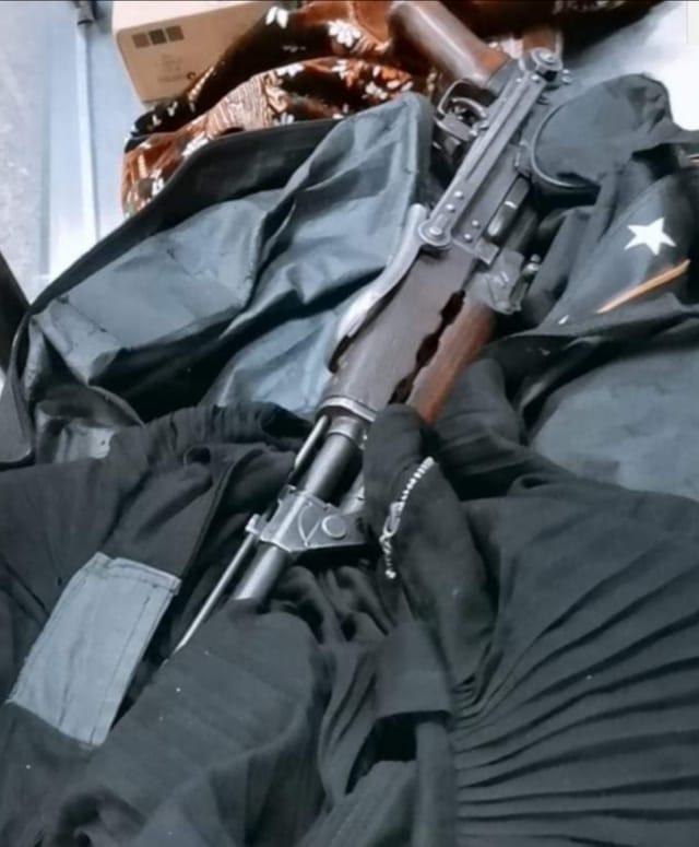 Tunisie- Arrestation d'une voyageuse en possession d'un kalachnikov