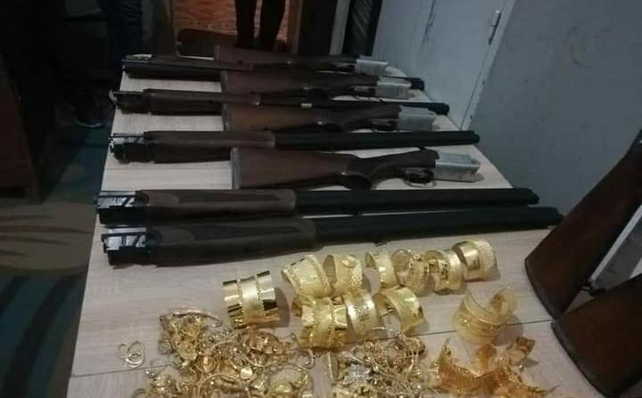 Tunisie-Ben Guerdane: Saisie d'une quantité d'armes, d'or et de médicaments de contrebande