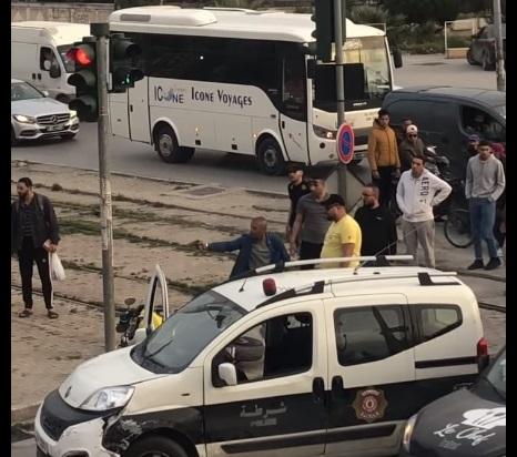 Tunisie- Scandaleux: Violence policière et menaces avec arme à feu [vidéos]