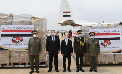 L'Egypte n'a pas envoyé d'oxygène à la Tunisie!
