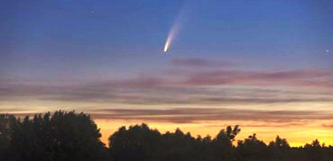 L'Association Tunisienne de l'Aérospatiale : La partie centrale de la fusée chinoise pénétrera l'atmosphère à cette heure