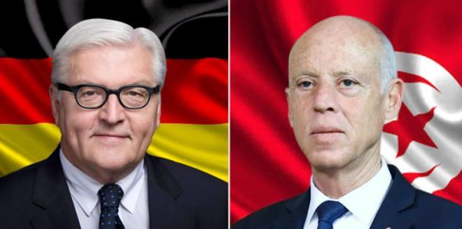 Tunisie : Le président Kais Saied s'entretient par téléphone avec son homologue allemand