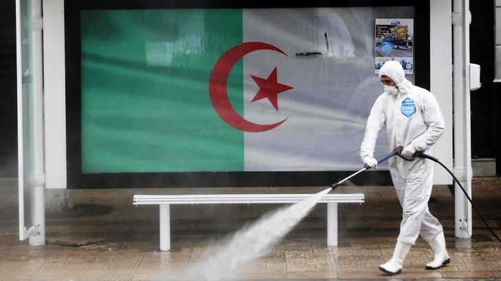 L'Algérie totalise six cas d'infection au variant indien du covid