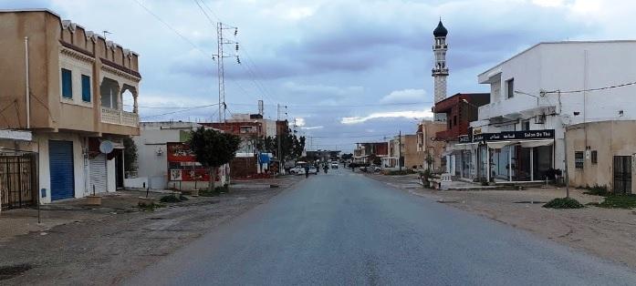 Tunisie – Haouaria: Des délinquants envahissent le poste de la garde nationale et libèrent un détenu