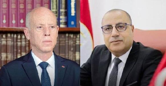 Tunisie: Mechichi et Saïed s'échangent les vœux à l'occasion de l'Aïd
