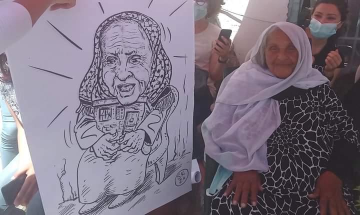 Ariana[AUDIO]: Après 70 ans de location..Une femme âgée a été expulsée de force de son domicile