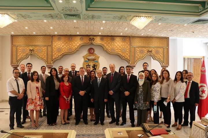 Tunisie : Othmen Jerandi supervise l'ouverture du Conseil conjoint tuniso-américain pour le commerce et l'investissement