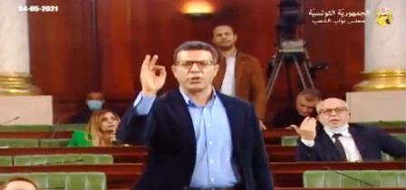 Tunisie – VIDEO: Un député appelle le peuple à se soulever contre l'ARP