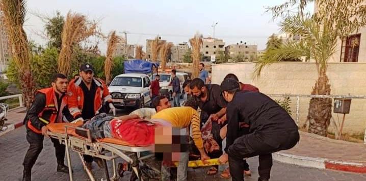 20 martyrs palestiniens des suites des raids israéliens sur la Bande de Gaza