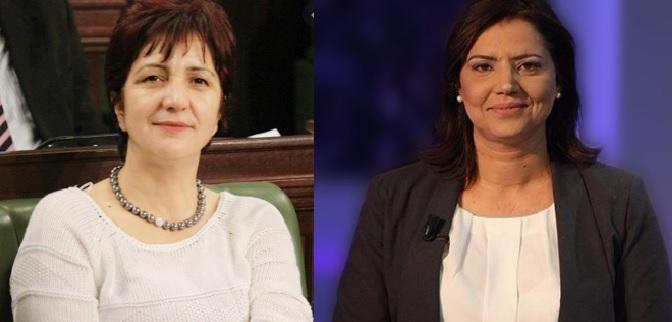 Tunisie: Accrochage entre Samia Abbou et Samira Chaouachi