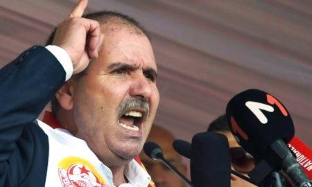 Tunisie – Tabboubi se lâche et tire sur tout le monde!