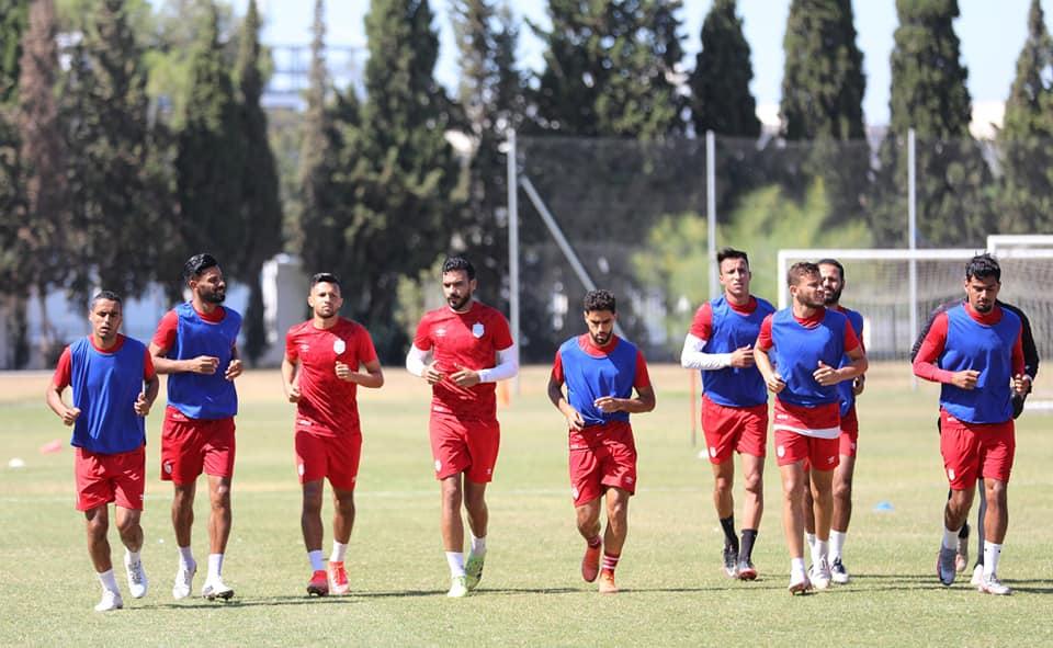 Club Africain : début de préparation pour la finale de Djerba