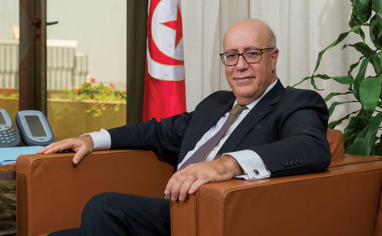 Marouane Abbassi: La valeur des avoirs libyens gelés en Tunisie est entre 140 et 150 million de dollars
