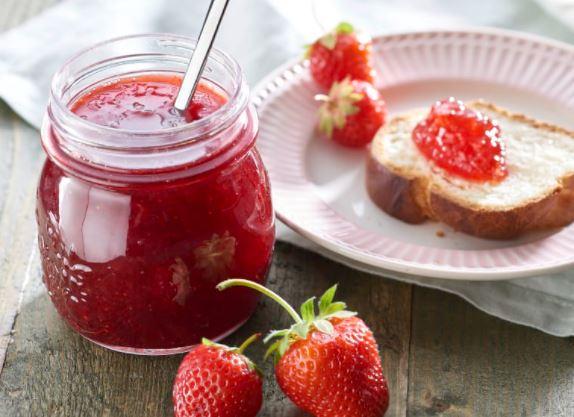 Recette : Confiture de fraises