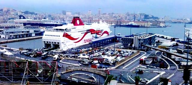 Tunisie – La CTN annonce la reprise de ses navettes sur le port de Marseille