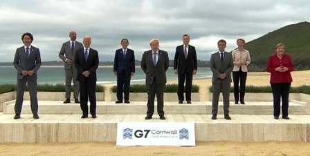 G7: 100 milliards de dollars pour les pays les plus touchés par la crise du covid