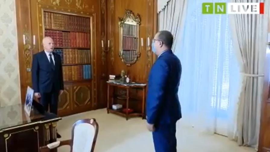 Exclusif: Kais Saied convoque Hichem Mechichi et tous les anciens chef du gouvernement