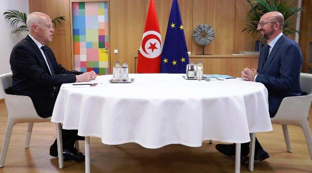 Tunisie – Le cinglant rappel à l'ordre de l'UE à Kaïs Saïed