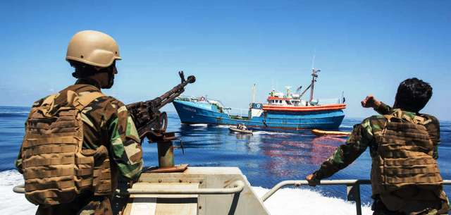Les garde-côtes libyens arraisonnent trois chalutiers tunisiens