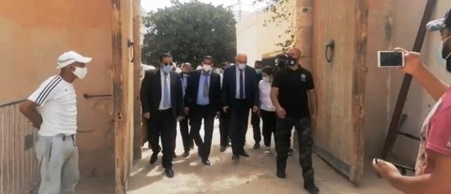 Tunisie – VIDEO: Gafsa: Le ministre de la santé toujours à côté de la plaque!