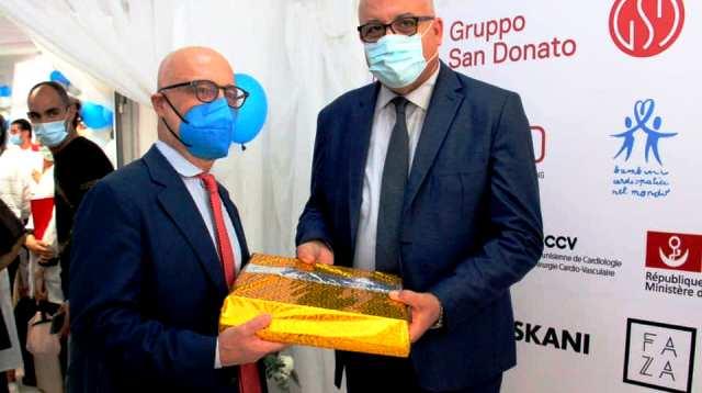 Lorenzo Fanara: L'inconditionnel soutien italien au secteur de la santé tunisien