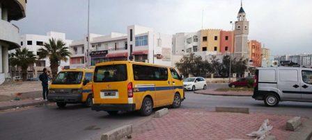 Tunisie – Sousse: Un chauffeur de taxi collectif meurt au volant de son véhicule en transportant des passagers