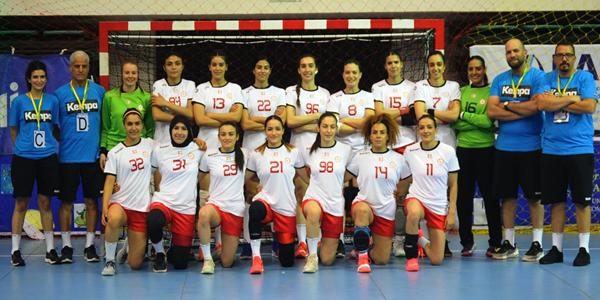Hand – CAN Dames : La Tunisie éliminée en demi-finale
