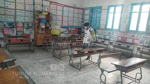 Tunisie-Nabeul: Fermeture d'une école primaire à cause du Coronavirus
