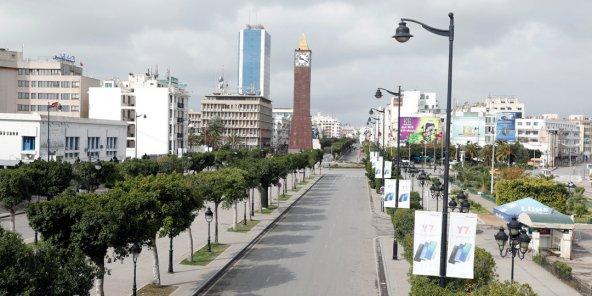 Tunisie – La situation épidémiologique au gouvernorat de Tunis et la possibilité d'un confinement général