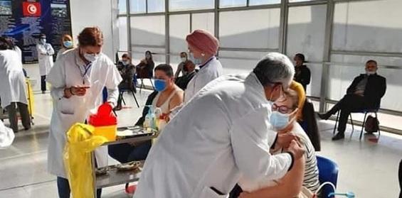 Tunisie – 35655 personnes vaccinées contre le covid en une journée